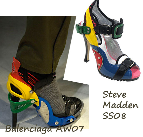 Shoewars: Steve Madden vs Balenciaga
