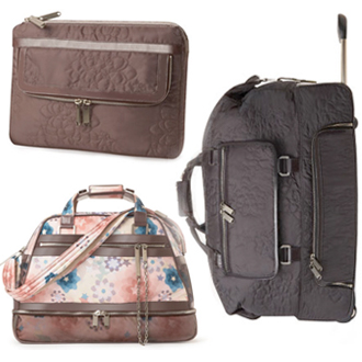 Cute Luggage: Stella McCartney & LeSportSac