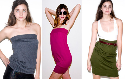 Tube Bubble Dress: Is it a skirt, a dress, or a top?