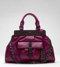 Candy Colour Bags: Be & D Satchel