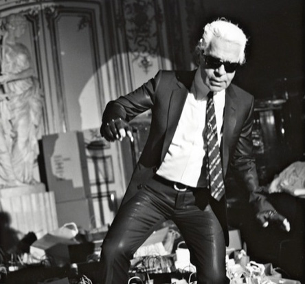 Karl Lagerfeld: Influences the World