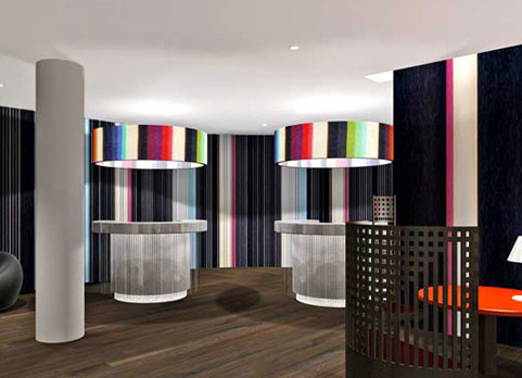Welcome to Hotel Missoni!