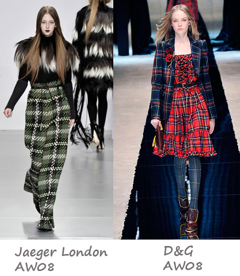 Bring It On: The Tartan Trend