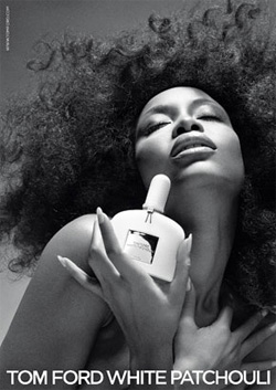 Tom Ford and Erykah Badu Collaborate for White Patchouli Fragrance