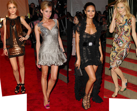 Red Carpet: Goodbye Gowns?