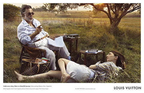 Fashion Fix: Loving Louis Vuitton's Latest Ads