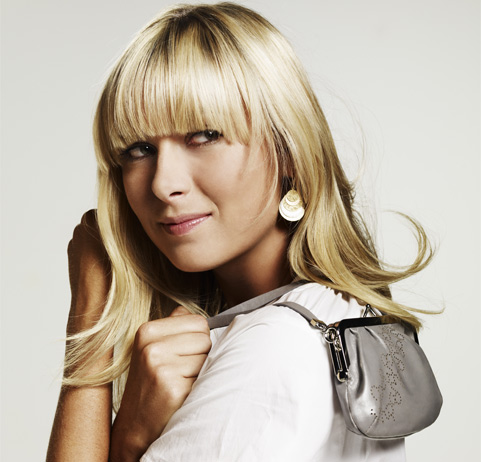Maria Sharapova Designs Accessories Collection for Sony Ericsson