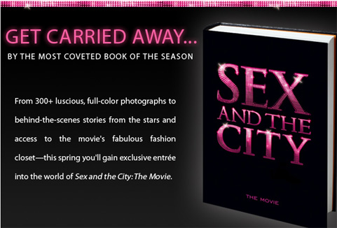 Giveaway! Sex and the City The Movie