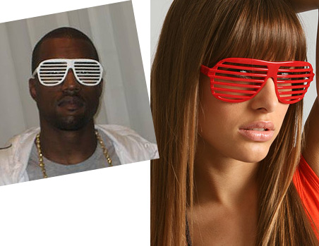 Sunglasses: Shutter Shades For Summer!