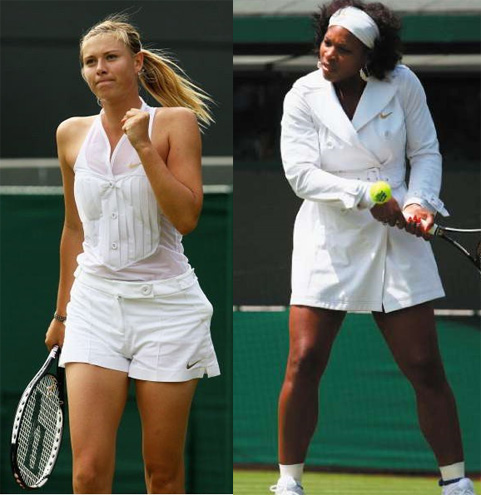 Wimbledon: The Fashion Set