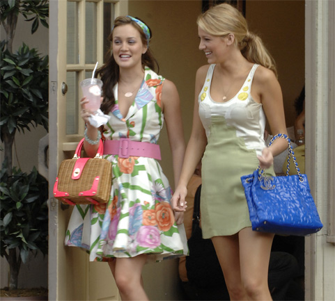 Gossip Girl Has A Major Impact On Fashion