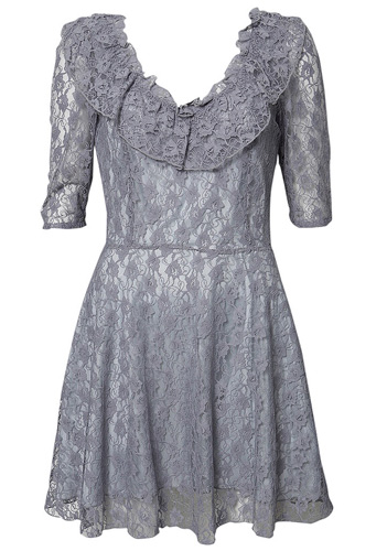 The Vintage Lace Dress