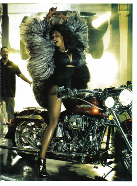ANTM's Toccara Jones Lands Coveted Spot in Vogue Italia's All Black Issue