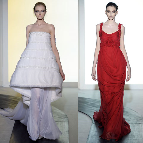 Couture Fashion Week AW08: The Highlights