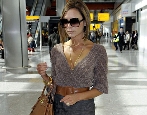 Fashion Fix: Victoria Beckham Hates the Limelight