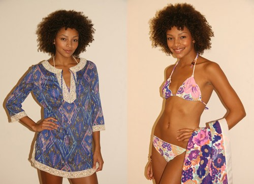 "From Charlotte Ronson and Shoshanna With Love: ""Made With Love"" Swimwear Line"