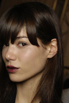 Beauty Inspiration: Chloe A/W 08