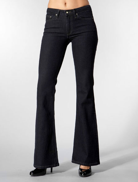 Degaine: High Waist Flares Jeans for Any Season