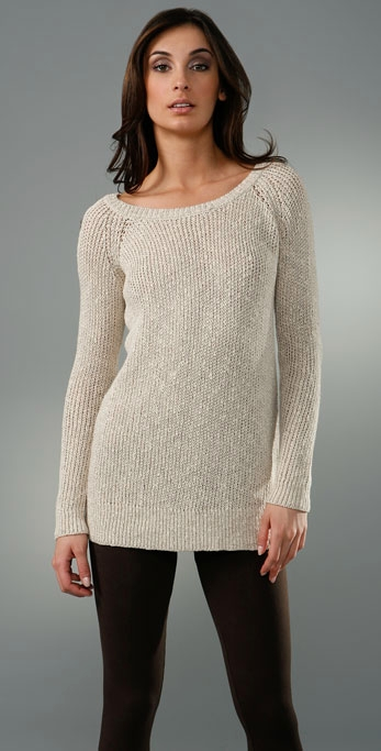 Transitional Styling: DKNY Knit Offers Flexibility
