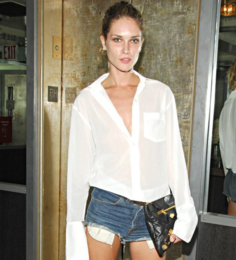 Erin Wasson Turns Fashion Designer For RVCA