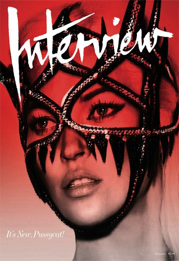 Pussycat Kate: Interview Magazine Gets a Makeover