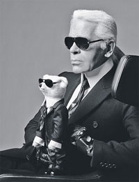 Fashion Fix: Limited Edition Mini Karl Lagerfeld