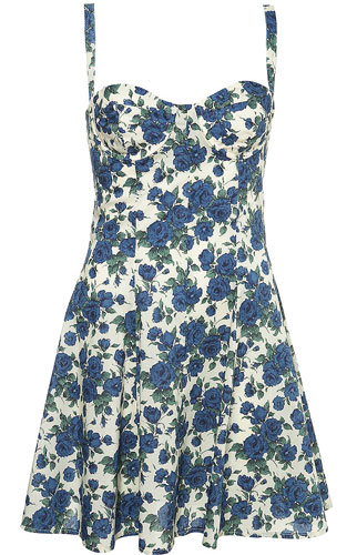 Go on, liberate yourself: Liberty Flower Print Dress