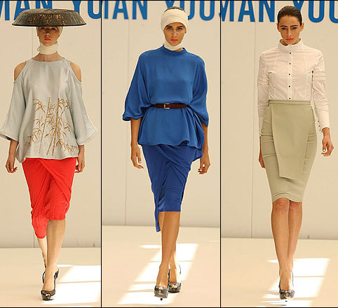 London Fashion Week: Osman Yousefzada