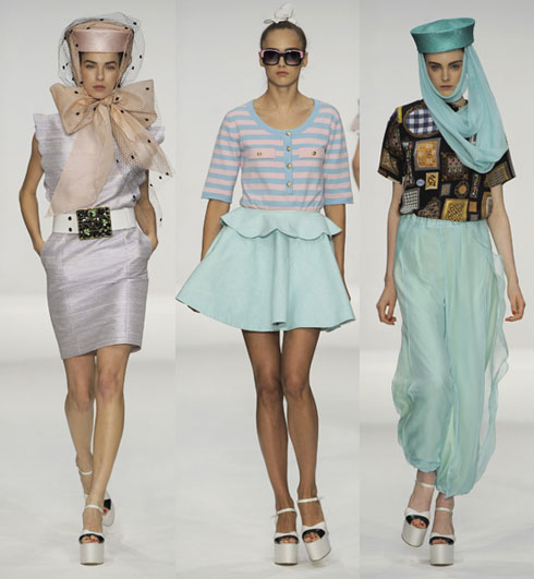 London Fashion Week: PPQ