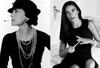 Demi Moore to play Coco Chanel
