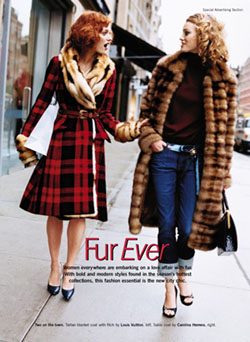 Fur – For or Against