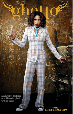 Ghetto – Line by Macy Gray