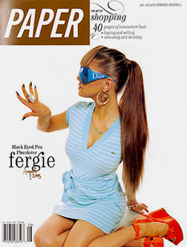 Papermag talks to Fergie