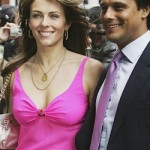 Liz Hurley launches bikini range