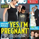 Angelina confirms pregnancy