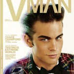 Chace Crawford does VMAN in true Testino style