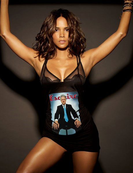 Halle Berry - Esquire Magazine