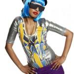 M.I.A: singer, artist, style maverick…designer?