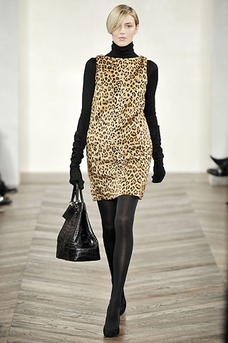 Animal Prints Assume Cross Seasonal Appeal