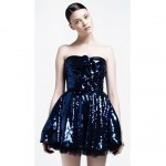 How to wear: Topshop's Preen influenced sequin dress