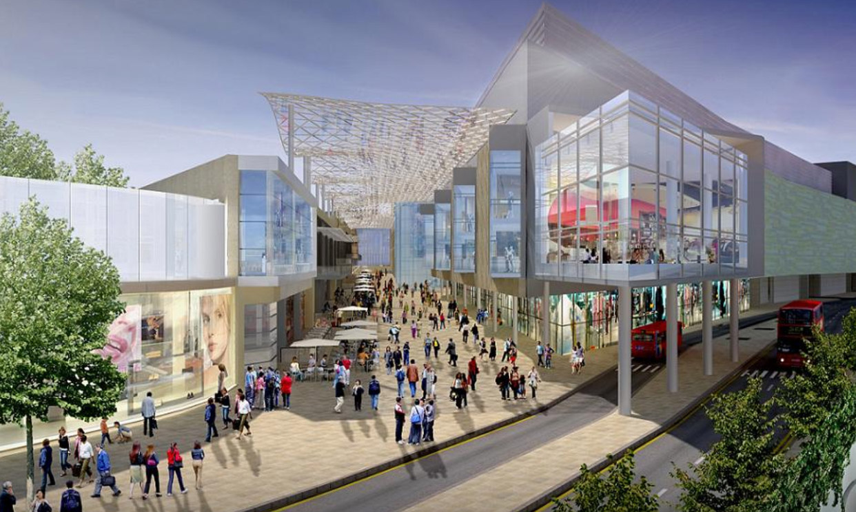 Westfield London: The super mall countdown
