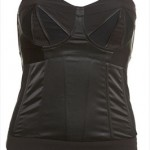 Wardrobe staple:The Bodycon corset