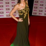 Red carpet report: The National Television Awards