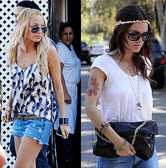 Fashion Fix: Headbands, Daisy Lowe and Peaches Geldof
