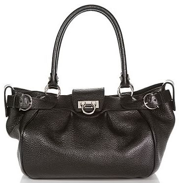 salvatore-ferragamo-black-leather-marianna-tote