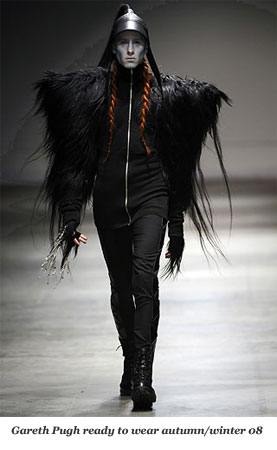Fashion Fix: Gareth Pugh to design menswear