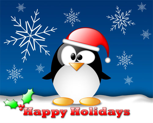 Wishing you all a Happy Holiday Season!