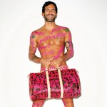 Marc Jacobs bares (nearly) all for Harpers Bazaar
