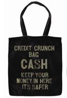 Paul Smith's credit crunch bag!