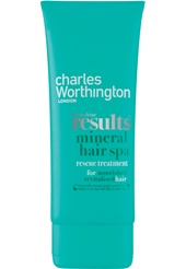 Charles Worthington Mineral Hair Spa Rescue treatment